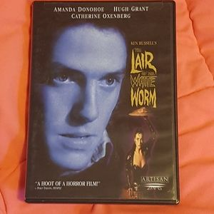🕸5 for $25🕸Lair of the White Worm dvd